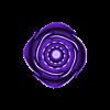 rose_open_v2.stl Télécharger fichier STL gratuit Roses d'anniversaire • Objet imprimable en 3D, XYZWorkshop