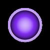 IceBallMold_Bottom.stl Télécharger fichier STL gratuit Moule à boule de glace • Modèle pour imprimante 3D, ernestwallon3D
