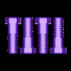 Bolt Printed v2.stl Télécharger fichier STL gratuit LiftPod - Support pliable multifonctionnel • Objet à imprimer en 3D, HeyVye