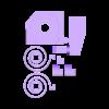 Black_01.stl Télécharger fichier STL gratuit Banque de pièces de monnaie pour chiens • Design pour impression 3D, Jwoong
