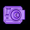 Door.stl Descargar archivo STL gratis Caja de seguridad con puerta con llave • Diseño para la impresora 3D, DNAdesigns
