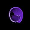 projector_canisMajor.stl Télécharger fichier STL gratuit Projecteur étoile - Canis Major • Modèle pour impression 3D, Tramgonce