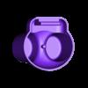 bottom standing.STL Download STL file Among Us Self Watering Planter • Object to 3D print, JoshuaDomiel
