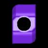 20-40_drop_in_nut.stl Download free STL file 20x40mm Drop in Nut • 3D printable model, jimjax
