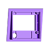 CR-10S_angled_flush_mount_display_case.stl Download free STL file In Table Mounted CR-10S display • 3D printable model, JeenyusPete