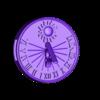 Sun_Watch_v2.stl Download free STL file Sun Watch • 3D print design, poblocki1982