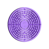 106_-_Sg_-_Seaborgium.stl Download free STL file Braille optimized Customizable Atom Deluxe (every element preconfigured) • 3D printing object, Numbmond