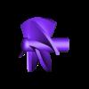 impeller.stl Download STL file Water Jet Propulsion System • 3D print template, janikabalin