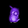 pikachuball.stl Download free STL file Pikachu with a pokeball • 3D printable design, laqdime93
