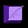 AK47_KEYCAP.stl Télécharger fichier STL gratuit 7 Capuchons pour clavier mécanique - CS GO Edition • Plan à imprimer en 3D, HIKO3D