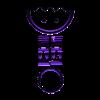 saintflint_combined.stl Télécharger fichier STL gratuit Extrudeuse de Saintflint • Modèle à imprimer en 3D, Palemar