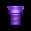 bushing.stl Télécharger fichier STL gratuit Recycleur de bobines de filaments • Design pour imprimante 3D, theveel