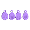 Merge_of_b4.stl Télécharger fichier STL gratuit le porte-clés des Beatles • Modèle imprimable en 3D, shuranikishin