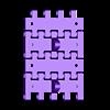 T-34-76 - tracks-with-rods_x4.stl Télécharger fichier STL T-34/76 pour l'assemblage, avec voies mobiles • Objet pour imprimante 3D, c47