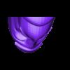 count_Deku_B.stl Download free STL file Count Deku (you know, like a Deku shrub version of count Dooku.  Get it?) • Template to 3D print, Fastidious_Rex