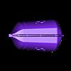 V3.stl Download free STL file Airbus Inspired Aviation Lamp - Remix • 3D printing design, FreeBug