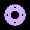 support terre.stl Descargar archivo STL pantalla de lámpara en lithophanie con apoyo • Diseño para imprimir en 3D, bouba0808