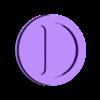 HexaPill - Container lid.stl Download STL file HexaPill - Modular pillbox / pill dispenser • 3D printing design, yozz