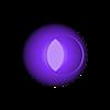 6-branches_planter.stl Télécharger fichier STL gratuit Pot de fleur à suspendre en forme de goutte • Modèle à imprimer en 3D, r0nflex