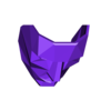 mask_bigeyes.stl Download free STL file Moustache Mask addon • 3D print object, yttrium