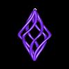 SpiralEarring.stl Download free STL file Spiral Earring • 3D printable model, Cults