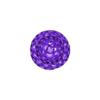 ChessSet_Bishop_-_Voronoi.stl Download free STL file Chess Set - Voronoi Style • 3D printing template, Numbmond