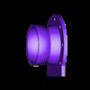 steering_bowl.stl Download STL file Water Jet Propulsion System • 3D print template, janikabalin