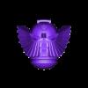 eagle_head_skull.stl Download STL file Ultra Chapter Bladeguard/Terminator upgrade set • 3D printer design, vb2341