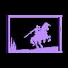 Zelda sil2.stl Télécharger fichier STL gratuit Ornements de silhouette Zelda • Plan imprimable en 3D, CheesmondN