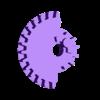 LtDan_StrideGears_FLBR.STL Télécharger fichier STL gratuit STARWARS motorisés AT - AT • Plan imprimable en 3D, Rio31