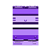 pz3-g-body-front-back.stl Télécharger fichier STL gratuit Panzer 3 G 28mm divisée/modifiée pour faciliter l'impression et le montage • Modèle pour impression 3D, Ziddan