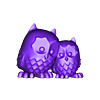 3owls1_fullHollow_7_rep2.stl Download free STL file Cuddling Owls • 3D printable model, mooses