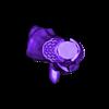 leg_v3stl.stl Télécharger fichier STL gratuit Infatrie des elfes / Miniatures des lanciers • Plan imprimable en 3D, Ilhadiel