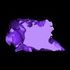 20131015WV1Feet.stl Download free OBJ file Winged Victory of Samothrace • 3D printable object, Ghashgar