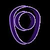 EGGcutter.stl Download free STL file Egg w/ Yelk Cookie Cutter • 3D printing design, Gophy
