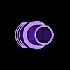 hose_adaptor_20200618-70-1rpk5yy.stl Télécharger fichier STL gratuit Mon connecteur de tuyau personnalisé - Personnalisation • Modèle pour imprimante 3D, nheiserowski