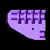 4Top.stl Télécharger fichier STL gratuit Kit de verrouillage de permutation personnalisable (verrouillage à combinaison) • Objet pour impression 3D, plasticpasta