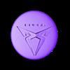 logo cupra volante .stl Download free OBJ file flying cupra logo • 3D print design, flakitasinsaber