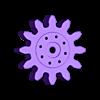 servo_gear.stl Download free STL file RoboDog v1.0 • 3D printing object, robolab19