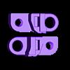 42_Drag_Hand5_Bisep_BLACK.stl Download STL file ARTICULATED DRAGONLORD (not Dragonzord) - NO SUPPORT • 3D printer model, Toymakr3D