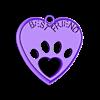 47.stl Download STL file Dogs • 3D printing object, GENNADI3313