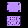 STEMMA_Lego-.7.stl Download free STL file STEMMA Lego Base Plate • 3D printable model, Adafruit