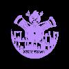 reloj_angry_fixed.stl Télécharger fichier STL gratuit Reloj Oiseaux en colère • Objet pour imprimante 3D, 3dlito