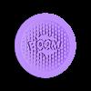 """BoOm.stl Télécharger fichier STL gratuit Capuchon pour BOOMs BOX mini (""""Fake JBL Boombox speaker"""") • Modèle imprimable en 3D, FiveNights"""