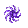OctoCthulhu.stl Télécharger fichier STL gratuit OctoCthulhu • Modèle imprimable en 3D, Dr4l3g
