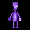 Clamps.stl Télécharger fichier STL gratuit Clamps (aka Francis X. Clampazzo) [Futurama] • Plan pour impression 3D, Monomethylhydrazine