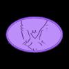 Heruur.stl Download free STL file Jaffa symbols (Stargate) • 3D printer model, poblocki1982