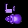 RigidBot_Skull.stl Télécharger fichier STL gratuit Cadre RigidBot Crâne • Modèle pour impression 3D, Urulysman